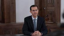 Halep'i geri alan Esad'dan zafer konuşması
