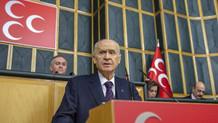 Bahçeli: Esad'ı Erdoğan'a tercih eden kokuşmuşlarla ne konuşalım?