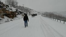 Meteoroloji'den buzlanma ve çığ uyarısı! Hafta sonu hava nasıl olacak?