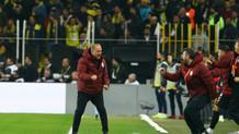 Galatasaray Kadıköy'de Fenerbahçe'yi 3-1 yendi