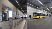 İGA İstanbul Havalimanı'ndaki İETT peronlarını uzaklaştırdı