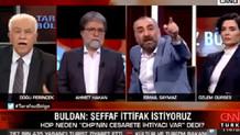 Saymaz'dan Perinçek'e: Yarın Çin PKK ile barışsın öbür gün dağdasınız