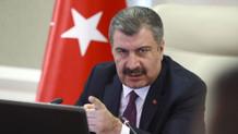Koca: Şu ana kadar Türkiye'de koronavirüs görülmedi, ancak görülmeyeceği anlamına gelmez