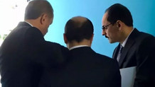 Bakan Mustafa Varank ile Cumhurbaşkanı Erdoğan'dan omuz omuza fotoğraf