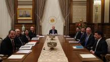 Türkiye Varlık Fonu Erdoğan başkanlığında toplandı