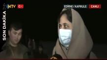 NTV bu videoyu önce aldı sonra yayından kaldırdı