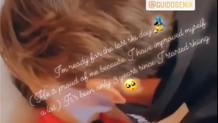 Şeyma Subaşı sevgilisiyle öpüşme videosunu yayınladı