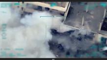 TSK rejimin kimyasal harp tesisini vurdu