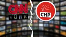 CHP'den CNN Türk'e boykot kararı