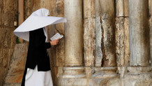 29 yıldır manastırdan çıkamayn rahibeden karantina tavsiyeleri