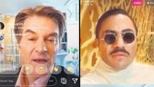 Mehmet Öz ve Nusret Instagram'da koronaya savaş açtı