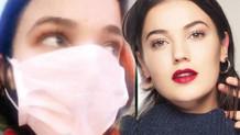 Ünlü oyuncu Pınar Deniz'in anneannesi corona virüse yenildi