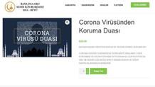 İnternette 20 TL'ye koronavirüsten korunma duası satıyorlar