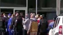 Ankara'da sağlık çalışanlarına polisten sert müdahale: Gözaltına alınan işçiler video paylaştı