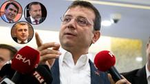 Ekrem İmamoğlu'ndan 3 gazeteci için suç duyurusu