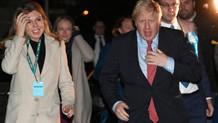 Boris Johnson'ın hamile sevgilisi corona semptomları gösterdi