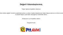 Ücretsiz maske PTT sitesini çökertti, siparişler e-devlet'e kaydırıldı