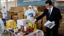 3 günde 266 bin 470 aile İBB'den yardım talep etti