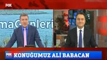 Ali Babacan: Devlet alacaklarından vazgeçsin