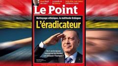 Erdoğan suç duyurusunda bulundu, Fransa Dış Haberler Derneği ödül verdi