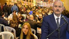 Bakan Soylu'ya sosyal medyada #rakıfestivali tepkisi