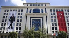 İYİ Parti'li Halil İbrahim Oral: AKP Genel Merkezi'ni Cumhurbaşkanlığı korumaları koruyor