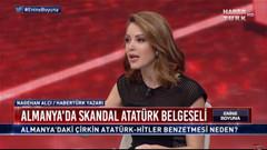 Nagehan Alçı'dan şok sözler: Atatürk, Nazi Almanya'sından gaz alıp Dersim'de isyancıları zehirledi