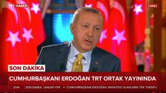 Erdoğan'dan Doğu Akdeniz açıklaması: Onayımız olmadan adım atamazlar