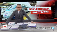 Fatih Portakal'dan YHT zamlarına olay tepki: Enayi değiliz