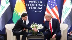 Barzani ile görüşen Trump, Iraklı Kürtlerle Suriyeli Kürtleri karıştırdı