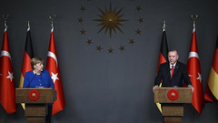 Bild Gazetesi Merkel'e böyle seslendi: Erdoğansız olmaz