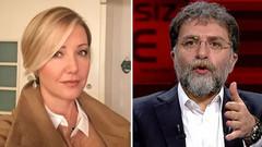 Berna Laçin Ahmet Hakan'a sert çıktı! Terbiye yoksunu