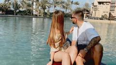 Pedro Rebocho kadroya alınmayınca Dubai'ye gitti
