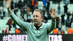 Beşiktaş Sergen Yalçın'ı resmen duyurdu