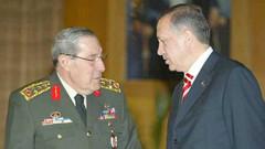 Dolmabahçe'de Erdoğan'ın önüne bakın ne dosyası konmuş!
