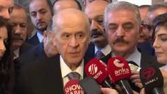 Devlet Bahçeli'nin İYİ Parti açıklaması olay oldu