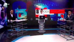 A Spor'da skandal: Setenay Cankat yorumcuyu kovdu! #HaddiniBilSetenayCankat TT oldu