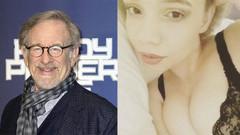 Mikaela Spielberg porno yıldızı oldu, babası Steven Spielberg destekledi