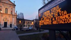İtalya'da Koronavirüs paniği: Codogno hayalet şehre döndü
