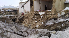 Son dakika: İran'daki 5.9'luk deprem Van'ı vurdu: 9 ölü