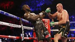 Dünya Ağır Siklet Boks şampiyonu Tyson Fury oldu