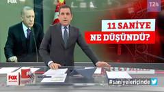 Fatih Portakal'dan FOX önce gazete olsun diyen Erdoğan'a flaş yanıt