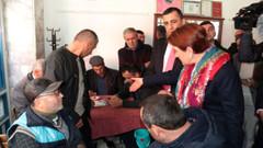 Balıkesir'de Meral Akşener'e HDP tepkisi