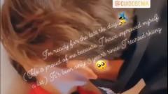 Şeyma Subaşı sevgilisyle öpüşme videosunu yayınladı