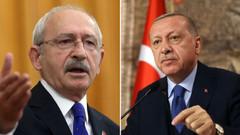 Erdoğan'dan kendisini aramayan Kılıçdaroğlu'na tepki