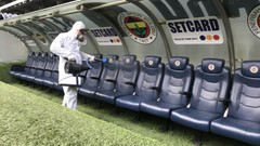 Fenerbahçe'de 4 kişide daha koronavirüs çıktı