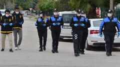 2 emniyet müdürü ve 13 poliste Koronavirüs çıktı