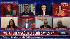 Bingür Sönmez'den canlı yayında sarsıcı korona açıklamaları: Utanç duyuyorum..