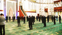 VIP cumayı Erdoğan'dan habersiz planlamışlar