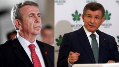 Davutoğlu'ndan Mansur Yavaş'ın 6 milyon tek yürek kampanyasına destek